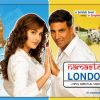 Namastey London Poster introducing akshay and katrina | Namastey London Photo Gallery