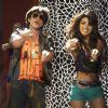 Priyanka and Shahrukh dancing