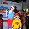 "Promotion of movie  ""Toonpur Ka Super Hero"" at oberoi mall, Mumbai"