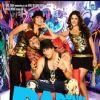 Partner poster with Salman,Govinda,Lara and Katrina | Partner Posters
