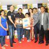 Cast and crew at Music launch of movie 'zokkomon' at Planet M, Churchgate, Mumbai