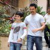 Aamir Khan's press conference for Darsheel Safari's film Zokomon