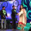 Cyrus Broacha, Vikram Chandra & Katrina Kaif on NDTV Greenathon that took place at Yash Raj Studio