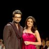Raqesh Vashisth Bapat : RaQesh with wife Riddhi Dogra for a Jewellery Show