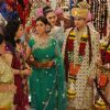 Saakshi Tanwar : Still scene from show Bade Acche Laggte Hain