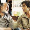 Shahid Kapoor with Papa Pankaj Kapoor