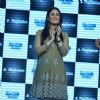 Kareena Kapoor promotes their film Ra.One at Inorbit Mall in Malad, Mumbai