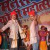 Ashmit Patel at MNS Koli festival at Mahim