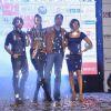 Abhishek Bachchan, Sonam Kapoor, Neil Nitin Mukesh and Bipasha Basu promote Players at Inorbit Mall