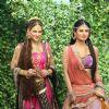Mouni Roy : Rakshandha Khan aka Madinike and Mouni Roy as Sati in Devon Ke Dev. Mahadev