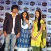 Harshad Chopda and Anupriya Kapoor with Ekta Kapoor During Tere Liye Press Meet