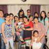 Housefull 2 Cast Jacqueline Fernandez, Shreyas Talpade, Zarine Khan, Shazahn Padamsee, Asin, Akshay Kumar and Sajid Khan meets NDTV Contest Winner in Andheri, Mumbai.. .