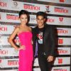 Prateik Babbar and Amy at Hindustan Times Brunch Dialogues event at Hotel Taj Lands End in Mumbai