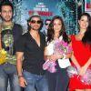 Kunal Khemu, Mia & Amrita Puri promote film 'Blood Money'