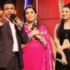 Annu Kapoor : Juhi Parmar Shorff at Antaksari wid Anu Kapoor & Smriti Irani
