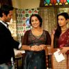 Rati Pandey & Sumit Vats in Hitler Didi with Vidya Balan promoting Kahaani