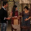 Sumit Vats and Rati Pandey with Vidya Balan on Hitler Didi