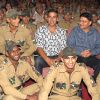 Akshay Kumar & Delhi Police Commissioner with Delhi Police Jawans at Rowdy Rathore special screening