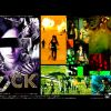 Wallpaper of Luck movie with Shruti and Imran