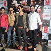 Yashpal Sharma and Abhishek Anand at Premiere of film Chakradhaar