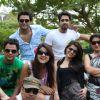 Sharad Kelkar : Rubina, Avinash, Sharad and Keerti