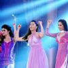 Mouni Roy : Ankita Lokhande, Mouni Roy and Dipika Samson Performing At Indian Telly Awards