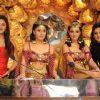 Rashmi Desai : Rashmi Desai,Kritika Kamra, Additi gupta and Mukti Mohan in zara nachke dikha