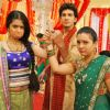Avika Gor : Avika, Manish and Snehal