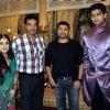 Himesh Reshammiya : Ankita sharma, Dheeraj kumar, Himesh & Aditya Redij
