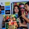 DVD launch of 'Rowdy Rathore'