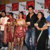 Murli Sharma,Manish Vatsalya,Ashwini Kalsekar,Pooja Welling at Jeena hai toh thok daal music launch