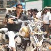 Divine Bike For Akshay Kumar In OMG Oh MyGod