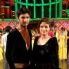 Sushant Singh Rajput : Sushant Singh Rajput, Ankita Lokhande during their performance at ZRA