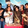 Rohit, Adhyayan, Dolly, Kavita, Anita, Arun Sharma and Yatin at music launch of film Dehraadun Diary in Cinemax, Andheri West Mumbai.