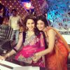 Ragini Khanna and Madhuri Dixit