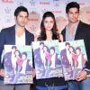 Alia, Varun and Siddharth