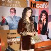 Bollywood actress Zeenat Aman at the Hindustan times Most Stylish Awards 2013 in Hotel ITC Grand Central, Parel, Mumbai on Thursday, February 6th, evening.