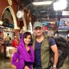 Rohit Roy : Rati Pandey and Rohit Roy