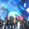 Shahrukh Khan performed at IPL 6 opening ceremony in Kolkata