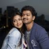 Vijay : Vijay and Amala in Thalaiva