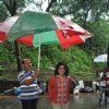 Vishakha Singh at Film Bajaate Rahoo Promotion on the set of CID