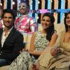 Shuddh Desi Romance promotions on DID Supermoms