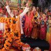 Dilip Joshi : Taarak Mehta Ka Ooltah Chashmah team celebrating Janamastmi