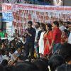 Legendary Jeetendra and actress Mahima Chaudhry come in for Dahi Handi celebrations