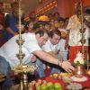 Randhir Kapoor and Rajiv Kapoor celebrate Ganesh Chaturti