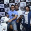 Salman Khan : SUZUKI LAUNCHES 'APNA WAY OF LIFE � BEING HUMAN' SPECIAL EDITION ACCESS