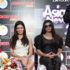 Payal and Rakhi at the event where Country Club announces New Year Bash 2014