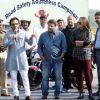 Saif Ali Khan, Sonakshi Sinha, Jimmy Shergill and Tigmanshu Dhulia at a Road Safety Awareness Campaign