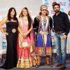 Ekta Kapoor : Rajat, Paridhi and Ekta Kapoor