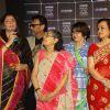Yester year actors at Asha Parekh's hand imprint launch by UTV Stars